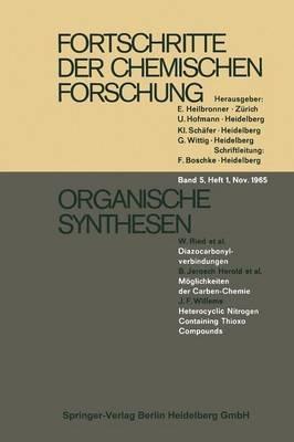 Organische Synthesen (German, Paperback, 1965): W. Ried, H Mengler