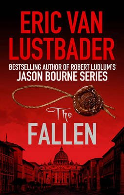 The Fallen - Testament: Book 2 (Paperback, UK Airports ed): Eric Van Lustbader