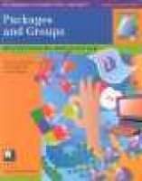 Packages and Groups - Multiplication and Division : Grade 4 : Also Appropriate for Grade 5 (Paperback): Karen Economopoulos,...