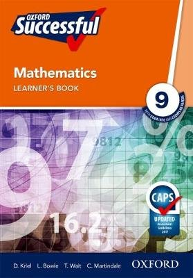Oxford successful mathematics CAPS: Gr 9: Learner's book (Paperback):