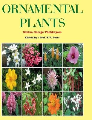Ornamental Plants (Hardcover): George Sabina