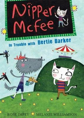 In Trouble with Bertie Barker (Paperback): Rose Impey