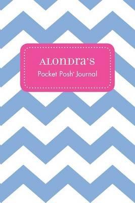 Alondra's Pocket Posh Journal, Chevron (Paperback): Andrews McMeel Publishing