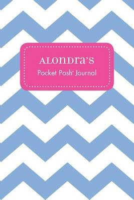 Alondra's Pocket Posh Journal, Chevron (Paperback): Andrews McMeel Publishing