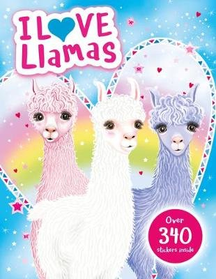 I Love Llamas! Activity Book (Paperback): Emily Stead