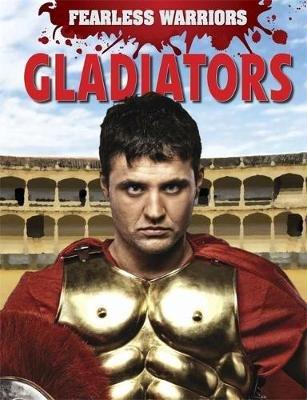 Gladiators (Hardcover, Illustrated edition): Rupert Matthews