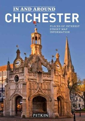 Chichester City Guide (Paperback): Cathy Hakes