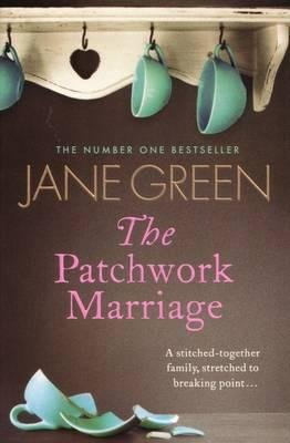 The Patchwork Marriage (Paperback): Jane Green