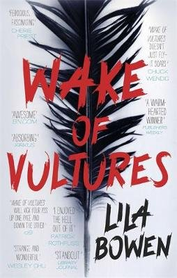 Wake of Vultures - The Shadow, Book One (Paperback): Lila Bowen