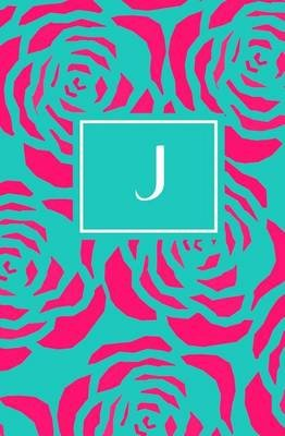 J - Personalized Initial Journal/Notebook/Diary (Paperback): My Personal Journals