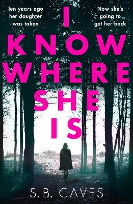 I Know Where She Is - a breathtaking thriller that will have you hooked from the first page (Paperback): S.B. Caves