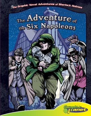 The Adventure of the Six Napoleons (Hardcover): Vincent Goodwin