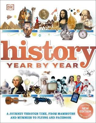 History Year by Year (Hardcover): Dk