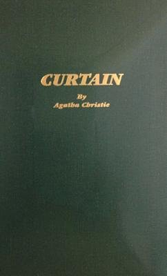 Curtain (Hardcover): Agatha Christie