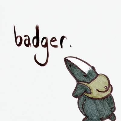 Badger (Electronic book text): Howard Hardiman