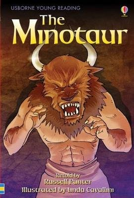 The Minotaur (Hardcover): Russell Punter
