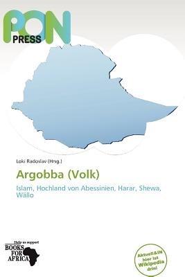 Argobba (Volk) (German, Paperback): Loki Radoslav