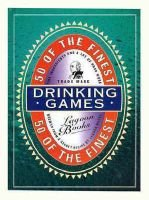 Drinking Games - Fifty of the Finest (Hardcover, New edition): Nick Hoare, Simon Melhuish