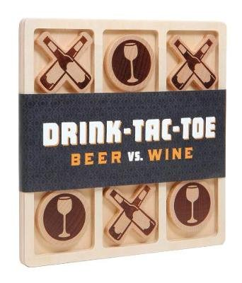 Drink-Tac-Toe (Game): Chronicle Books