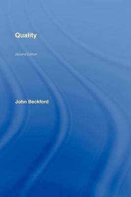 Quality (Electronic book text, 2nd): John Beckford