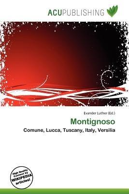 Montignoso (Paperback): Evander Luther