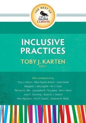 The Best of Corwin: Inclusive Practices (Paperback, New): Toby J Karten