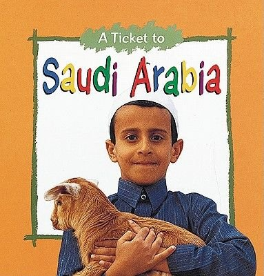 A Ticket to Saudi Arabia (Hardcover, Library binding): Laurie Halse Anderson