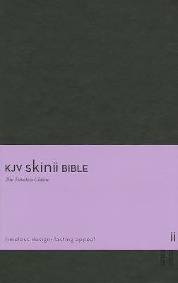 KJV Skinii Bible (Leather / fine binding): Zondervan Publishing