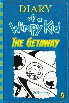 Diary Of A Wimpy Kid 12: The Getaway (Hardcover): Jeff Kinney