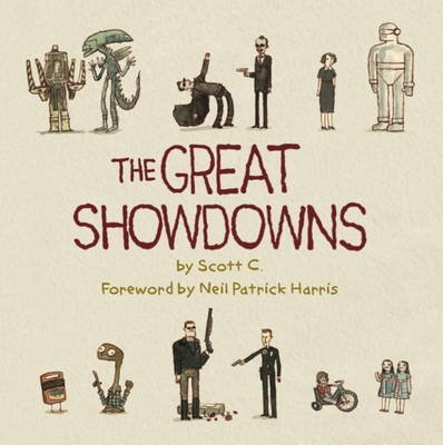 Great Showdowns (Hardcover): Scott Campbell