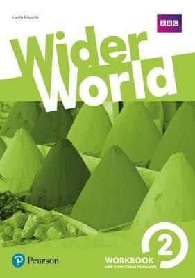 Wider World 2 Workbook for Extra Online Homework Pack (Paperback): Lynda Edwards