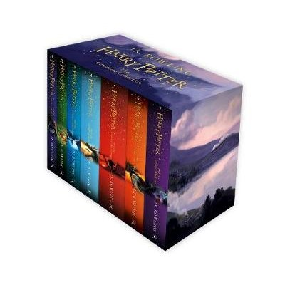 Harry Potter: The Complete Collection (Paperback, Boxed set): J. K. Rowling