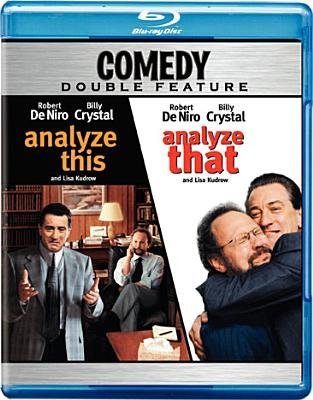 Analyze This & That Set (Region A Import Blu-ray disc):