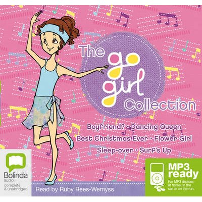 Go Girl! Collection 1 (MP3) (CD-Extra, Unabridged): Various Authors