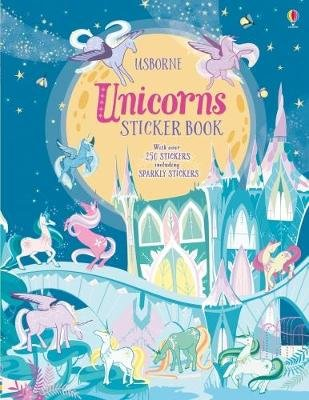 Unicorns Sticker Book (Paperback, New Edition): Fiona Watt