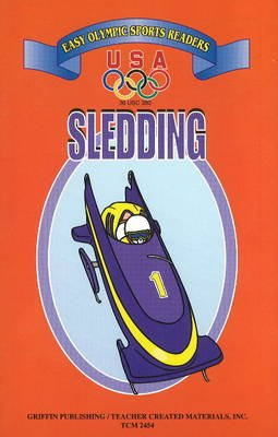 Sledding (Paperback, illustrated edition): United States Olympic Committee