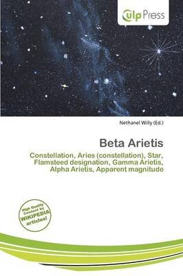 Beta Arietis (Paperback): Nethanel Willy