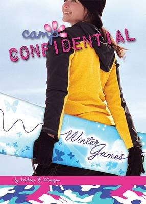 Winter Games (Hardcover): Melissa J Morgan