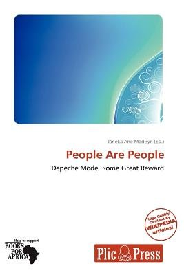 People Are People (Paperback): Janeka Ane Madisyn