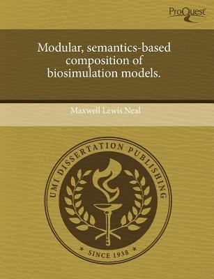 Modular (Paperback): Maxwell Lewis Neal