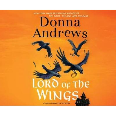 Lord of the Wings (MP3 format, CD): Donna Andrews