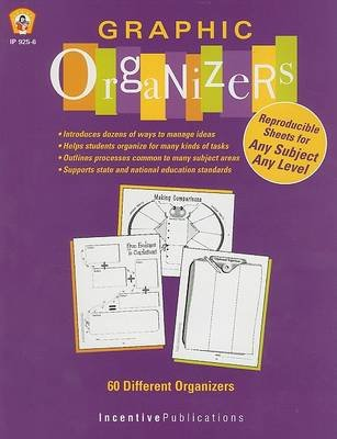 Graphic Organizers for Any Subject - Any Level (Paperback): Marjorie Frank
