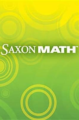 Saxon Math K - Technology Pack (Book): Larson