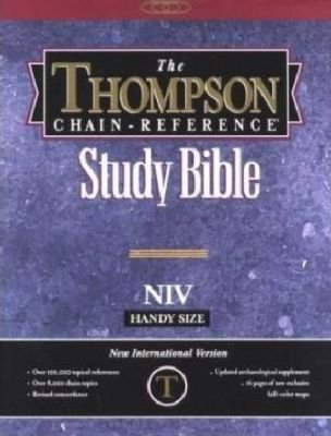 Thompson - New International Version - Handy Bonded (Hardcover): Kirkbride Bible & Technology