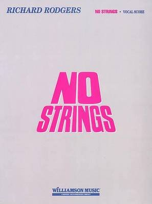 No Strings (Sheet music): Richard Rodgers