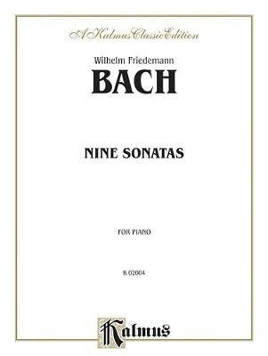Nine Sonatas (Paperback):