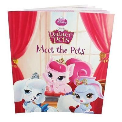 Palace Pets - Meet the Pets (Paperback):