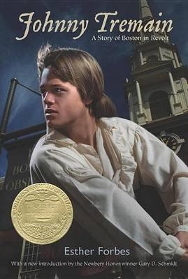 Johnny Tremain (Electronic book text): Esther Hoskins Forbes