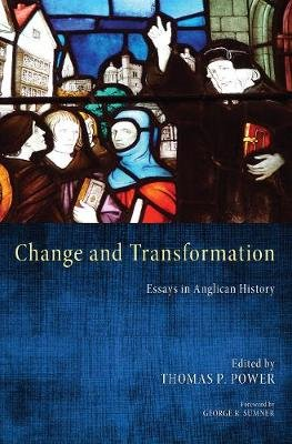 Change and Transformation (Hardcover): Thomas P. Power