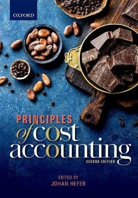 Principles of Cost Accounting (Paperback): M. Bornman, A. Jordaan